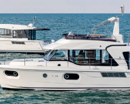Bénéteau Swift Trawler 41 Fly Bild 01