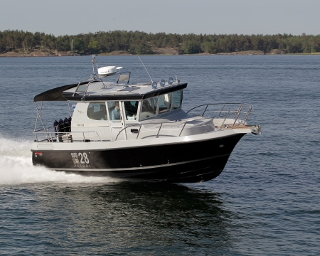 Test Nord Star 28 Patrol Super Sports
